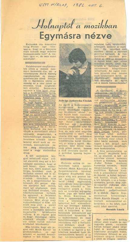 Egymásra nézve EstiHírlap1982okt6.jpg