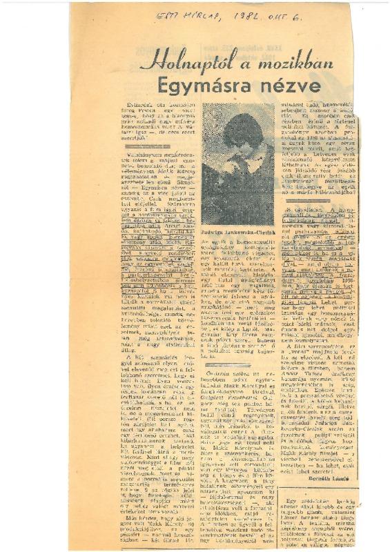 Egymásra nézve - Esti hírlap, 1982.X.6..pdf